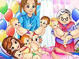 Барбара родит шестерых детей