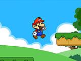 Марио в опасном лесу