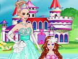 Золушка невеста и цветочная девочка