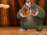 Реальная белка: У крота собери орешки