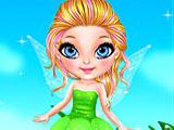 Малышка фея в салоне