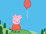 Прыжки свинки Пеппы