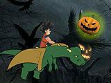 Магия шара дракона: Хэллоуин