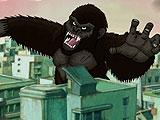 Большая злая обезьяна