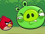 Злые Птицы: ударить поросят