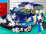 Автомойка для аварийных машин