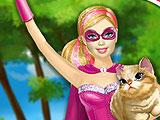 Супергерой спасает домашних животных