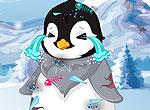 Звездные животные: малыш пингвин