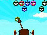 Angry Birds: сумасшедший стрелок