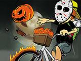 Разносчик газет : Хэллоуин