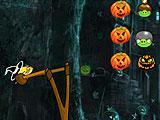 Злые Птицы - Лес в Хэллоуин