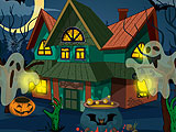 Дом на Хэллоуин