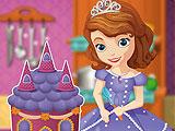 София Прекрасная - торт принцессы