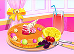 Говорящая Анжела - тыквенный пирог