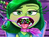 Отвращение - лечение горла