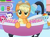 Эпплджек - пена для ванны
