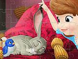 София и животные - пазлы
