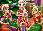 Рождественская вечеринка Диснея