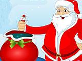 Санта - веселое Рождество