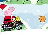 Свинка Пеппа - рождественская доставка