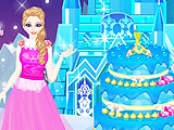Ледяная принцесса: приготовления к свадьбе