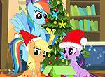 Мой маленький пони - рождественские катастрофы