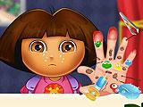 Даша следопыт - лечение рук