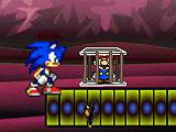 Соник спасает Марио 2