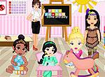 Школа для маленьких принцесс