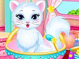 Малышка Китти - парикмахерская