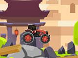 Гонки тракторов в Китае