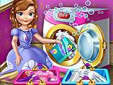 Принцесса София - день стирки