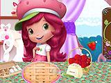 Шарлотта Земляничка - рецепт пирога