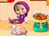 Кулинарный урок для Маши