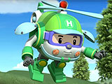 Робокар Поли: Робокоптер Хэлли