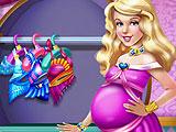 Отдых беременной Золушки