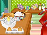 Пасхальное яйцо-кекс