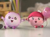 Малышарики пазл: Нюшенька и Барашик