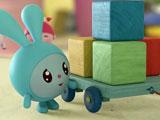 Малышарики пазл: Кубики