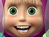 Маша у стоматолога
