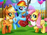 Мой маленький пони - фестиваль на ферме