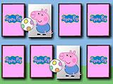 Свинка Пеппа - игра на память