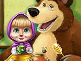 Маша и Медведь - весенняя аллергия