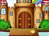Волшебный замок - продвижение монет