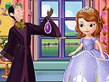 София и волшебный амулет