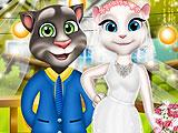 Том и Анжела - день свадьбы