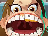 Миа у стоматолога