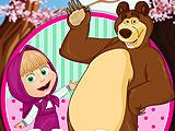 Маша и Медведь - летние каникулы