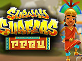 Subway Surfers: Перу