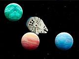 Звездные войны - рывок в гиперпространство